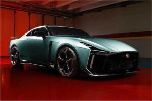 Nissan GT-R50 by Italdesign